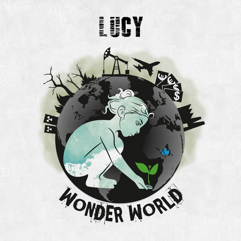Logo et jaquette du groupe LUCY